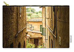 Arched Alley Carry-all Pouch