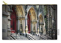 Arched Doorways Carry-all Pouch