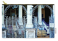 Arched Entrance In Mumbai Carry-all Pouch