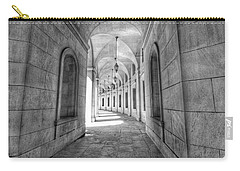 Arched Carry-all Pouch