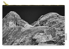 Arches Abstract Monochrome Carry-all Pouch