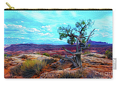 Arches - An Epic Utah National Park Carry-all Pouch