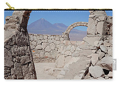 Pukara De Quitor Arches Carry-all Pouch