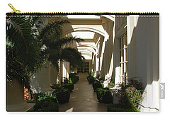 Carry-all Pouch featuring the photograph Arches by John Schneider