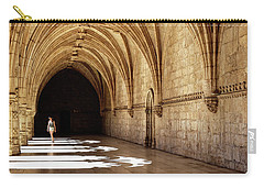 Arches Of Jeronimos Carry-all Pouch