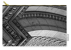 Architectural Details Of The Arc Carry-all Pouch