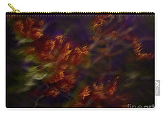 Carry-all Pouch featuring the digital art Ardor by Amyla Silverflame