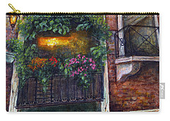 Are You There My Love? Carry-all Pouch by Retta Stephenson