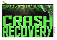 Area 51 Crash Recovery Team Carry-all Pouch