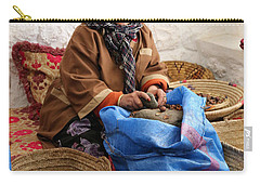 Carry-all Pouch featuring the photograph Argan Oil 3 by Andrew Fare