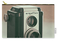 Carry-all Pouch featuring the photograph Argoflex by Ana V Ramirez