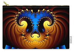 Carry-all Pouch featuring the digital art Aries by Svetlana Nikolova