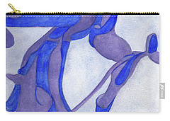 Aristolochia Carry-all Pouch by Versel Reid