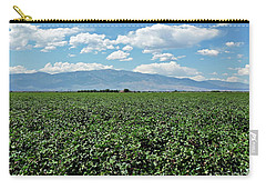 Arizona Cotton Field Carry-all Pouch