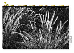 Arizona Desert Grasses Carry-all Pouch by Glenn DiPaola