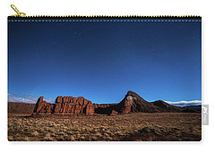 Arizona Landscape At Night Carry-all Pouch