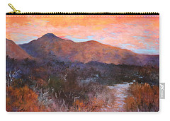 Arizona Sunset 3 Carry-all Pouch