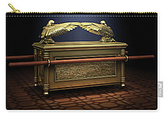 Ark Of The Covenant Carry-all Pouch