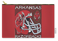 Arkansas Razorbacks Carry-all Pouch