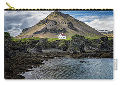 Arnarstapi House Carry-all Pouch