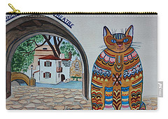 Arneson Theatre Cat Carry-all Pouch