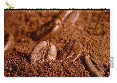 Aromatic Coffe Beans  Carry-all Pouch