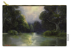 Around The Bend Carry-all Pouch by Marlene Book
