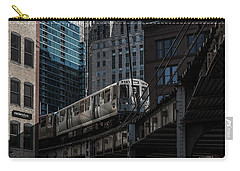 Around The Corner, Chicago Carry-all Pouch