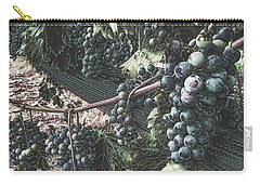 Carry-all Pouch featuring the photograph Arrington Vineyards Splendor by Luther Fine Art