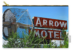 Arrow Motel Carry-all Pouch