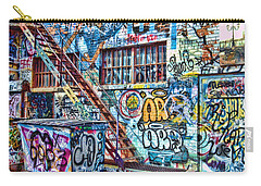 Art Alley 2 Carry-all Pouch