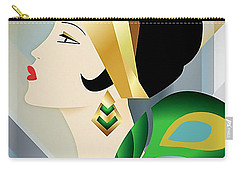 Roaring 20s Flapper Carry-all Pouch