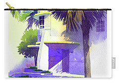 Art Deco Hotel Miami Carry-all Pouch