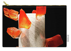Art In Glass Carry-all Pouch