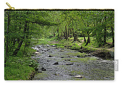 Art In The Forest Carry-all Pouch