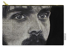Art In The News 95-steve Prefontaine Carry-all Pouch