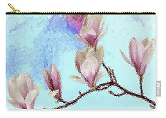 Art Magnolia Carry-all Pouch