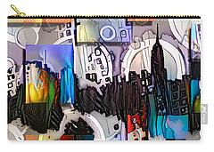 Art Manhattan Carry-all Pouch