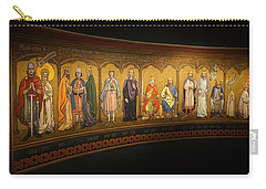 Carry-all Pouch featuring the photograph Art Mural by Jeremy Lavender Photography