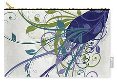 Art Nouveau Peacock I Carry-all Pouch