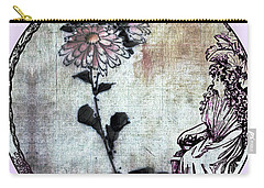 Art Nouveau Woman  Carry-all Pouch