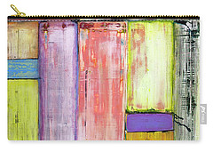 Art Print Abstract 47 Carry-all Pouch