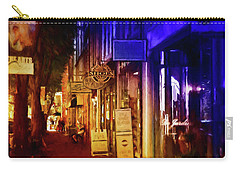 Art Row - Fredericksburg, Virginia Carry-all Pouch