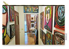 Art Studio Lobby Carry-all Pouch