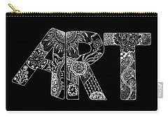 Art Within Art Carry-all Pouch