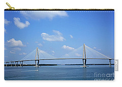 Arthur Ravenel Jr. Bridge - Charleston Carry-all Pouch