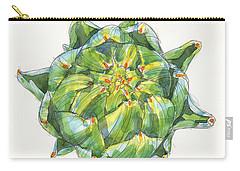 Artichoke Star Carry-all Pouch