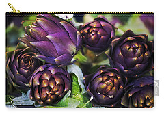 Artichokes  Carry-all Pouch by Joana Kruse