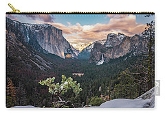 Artist Point Carry-all Pouch by Alpha Wanderlust