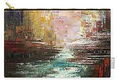 Artist Whitewater Carry-all Pouch by Tatiana Iliina